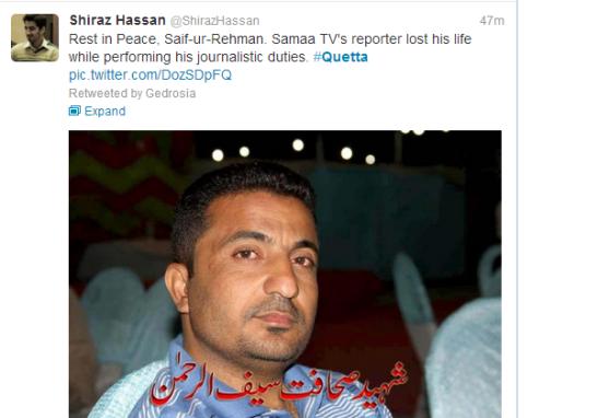 Samma reporter