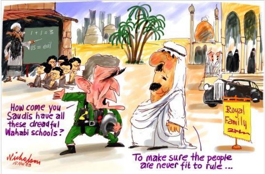 2003-11-15 Wahabi schools Saudi Royal Family 600wb-740681